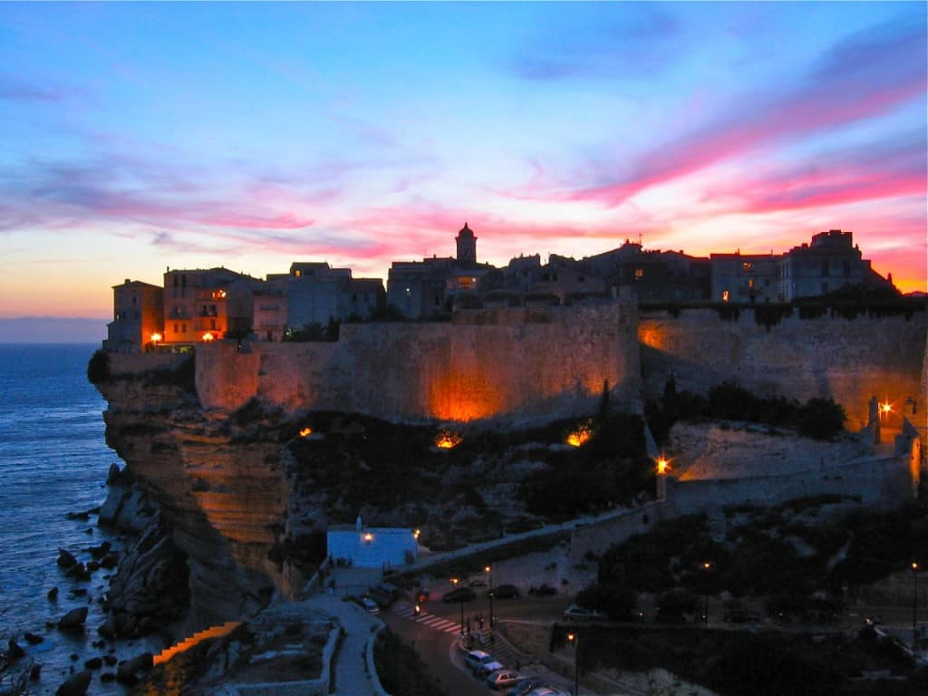 Bonifacio at Sunset 2