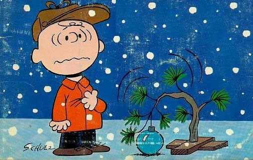 Charlie Brown's Delightful Tree