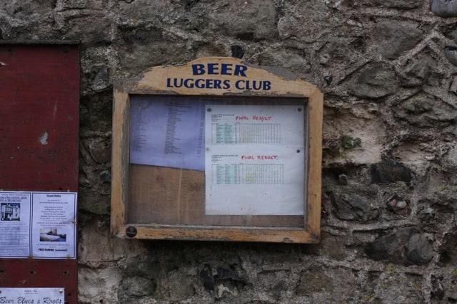 Luggers Club?