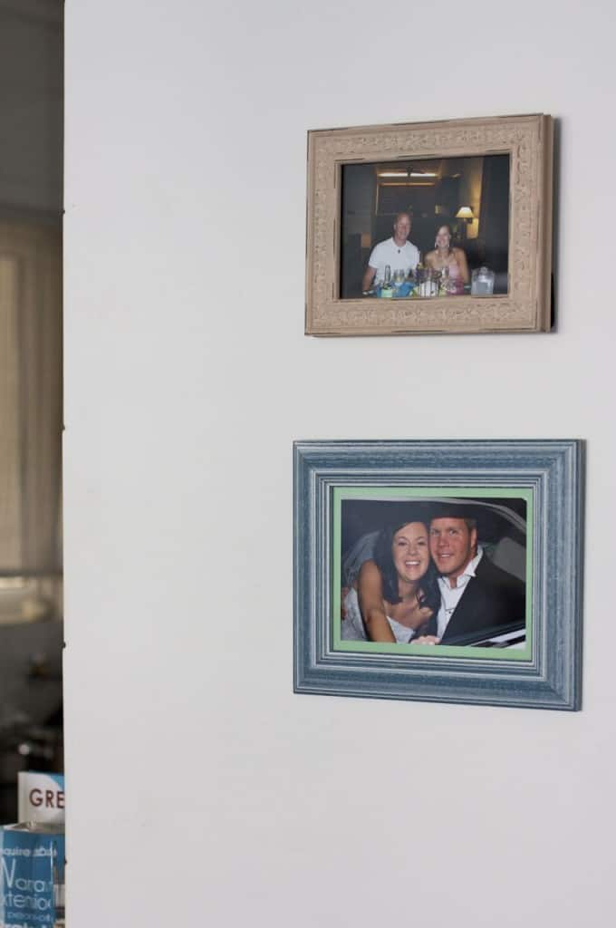 There are new photos in these frames now!